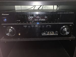 Pioneer vsx-9040thx and Bose Acoustimass 10 series iv for Sale in Georgetown, TX