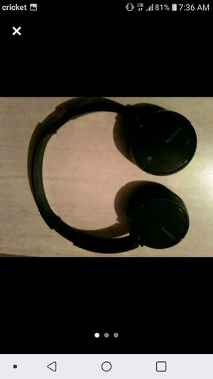 Sony Bluetooth headphones for Sale in Austin, TX