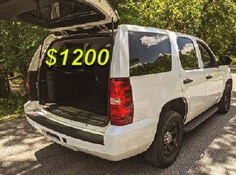🍀Chevrolet_Tahoe 2012🍀Loaded No Issues-$12OO🍀 for Sale in Washington,  DC