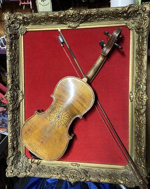 Framed Violin for Sale in West Hartford, CT