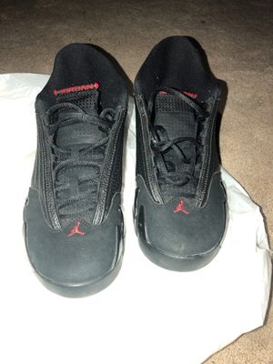 7dd3b737eaf149 Air jordan 14 Size 10 Last shot - Worn twice for Sale in Bronx