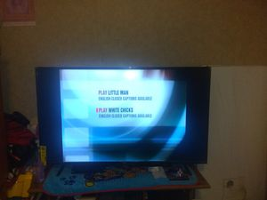 55 inch TV for Sale in New Caney, TX