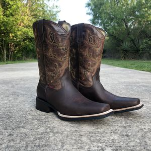 Rodeo Ferrero - Work Sole -100% Leather! Delivery Service Included!! ROMAN BOOTS!!! for Sale in San Antonio, TX