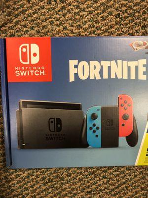 Nintendo switch for Sale in Manassas, VA