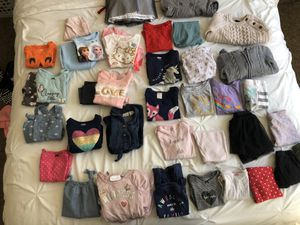 12-2t baby girl clothes for Sale in Taylorsville, UT