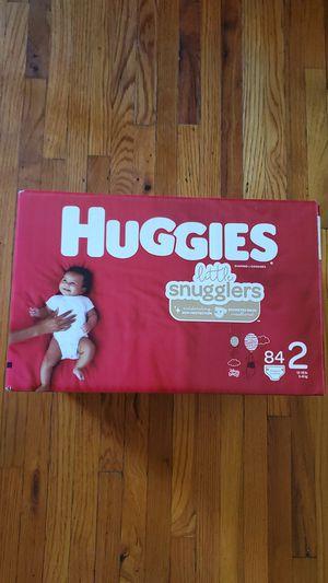 Huggies little snugglers size 2 $20 for Sale in Riverside, CA