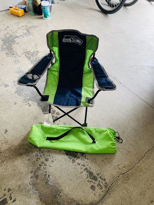 Coleman Seahawks Kids camping chair for Sale in Puyallup, WA