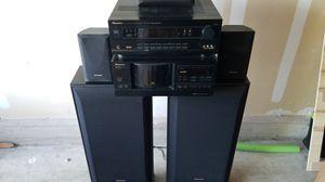 Pioneer surround sound for Sale in Pflugerville, TX