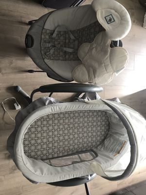 Graco Soothing System Glider - Baby Swing for Sale in Alexandria, VA