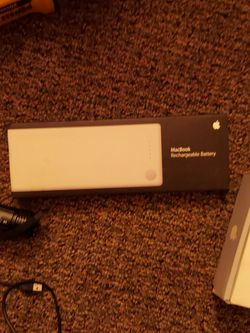 Macbook Rechargeable Battery for Sale in Portland,  OR