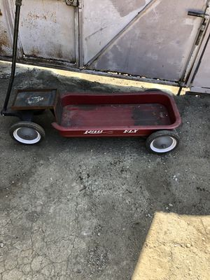 Custom radio flyer for Sale in La Habra Heights, CA