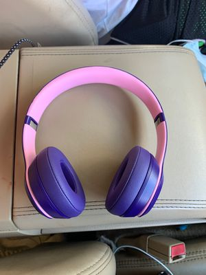 Beats solo 3 wireless Bluetooth headphones for Sale in Miami Shores, FL