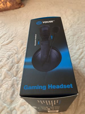 AFFORDABLE GAMING HEADSET FOR XBOX ONE. PLAYSTATION 4 And PC GAMING for Sale in Oakland Park, FL