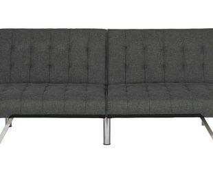 Convertible Linen Futon - Recently Purchased for Sale in Jersey City,  NJ