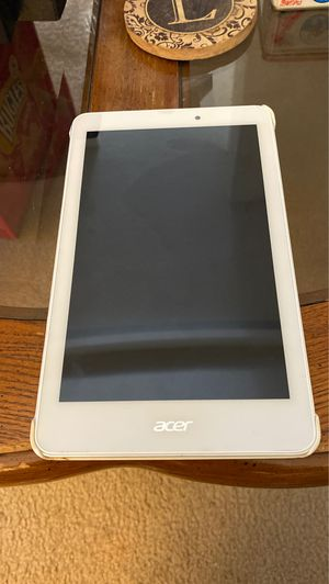 Acer Tablet for Sale in Yorba Linda, CA