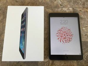 Apple iPad Mini 2 in Box + charger 2nd Gen. tablet for Sale in New York, NY