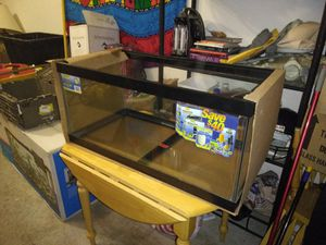 40 gal fish tank NEVER USED for Sale in Fairfax, VA