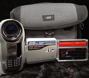 JVC DIGITAL VIDEO CAMERA. for Sale in San Francisco, CA