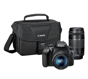 Cannon SLR digital camera for Sale in Rancho Cucamonga, CA