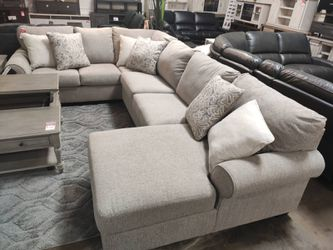 NEW IN THE BOX, U SHAPED SECTIONAL, STONE, SKU#51503 for Sale in Huntington Beach,  CA