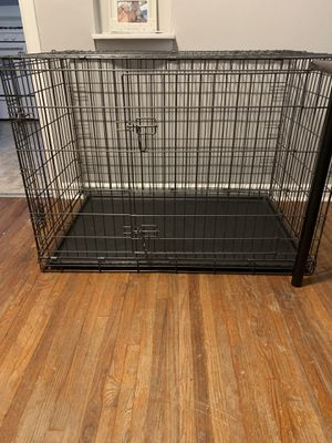 XL metal dog crate for Sale in Wichita, KS