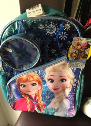 Disney Frozen Brand New BackPack for Sale in Anaheim, CA