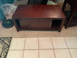 Crate and Barrel Coffee table, TV stand and Console for Sale in Dallas, TX