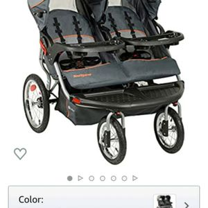 Double Jogger Stroller for Sale in Beaumont, CA