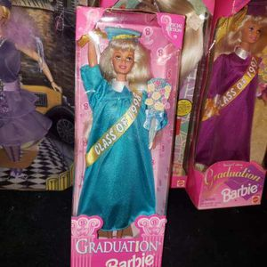 Class of 1998 Graduation Barbie doll for Sale in Oklahoma City, OK