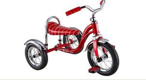 Schwinn Red Tricycle Lil Sting-Ray 2 to 4 years Old Children Toy Bike Triciclo Bicicleta Rojo Outdoor Park Parque for Sale in Virginia Gardens, FL
