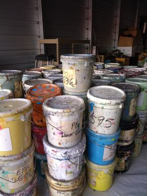Screen printing ink for Sale in Tacoma, WA