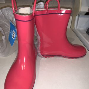 Pink Rain Boots for Sale in Henderson, NV