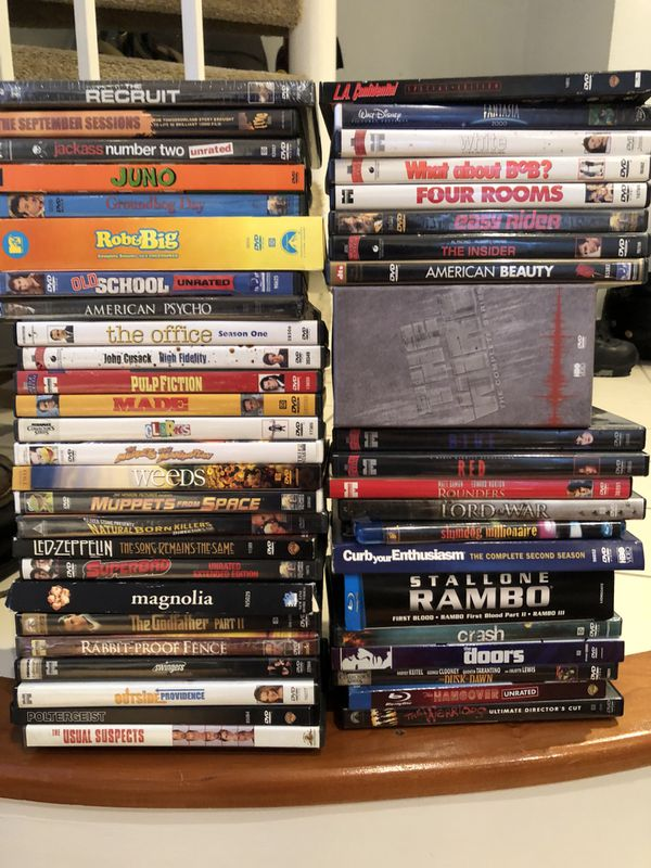 100+ Popular DVDs & DVD Player
