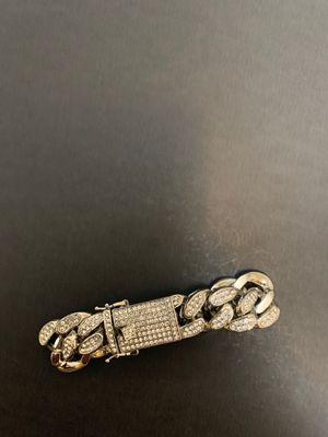 Cuban link bracelet for Sale in Bloomington, CA