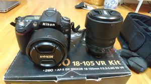 Nikon D90 DSLR With Freebies! for Sale in Philadelphia, PA