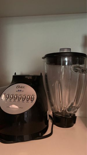 Oster 14 Speed Blender for Sale in Ithaca, NY