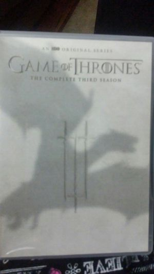 Game of Thrones Season 3 for Sale in Knoxville, TN