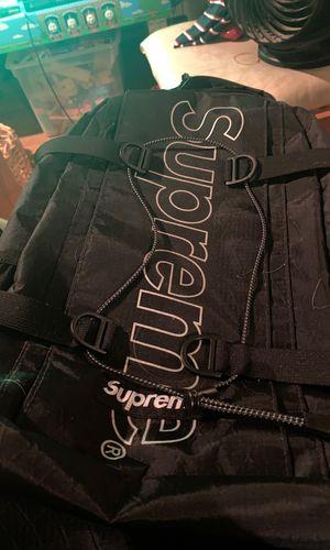 New supreme backpack for Sale in Cranford, NJ