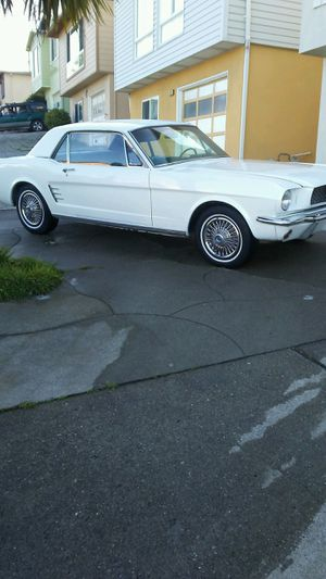 1966 Ford mustang v8 289 pony car for Sale in San Francisco, CA