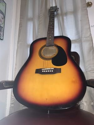 Rogue dreadnought acoustic guitar for Sale in East St. Louis, IL