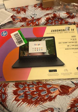 HP Chromebook 14 for Sale in Fullerton, CA