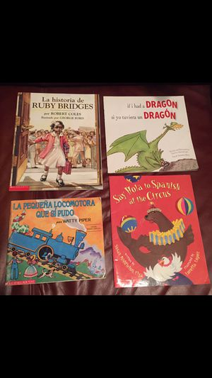 Spanish children's book lot for Sale in Tacoma, WA