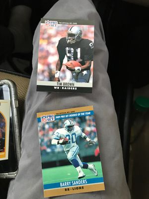 I found some old cards for Sale in Morrisville, PA