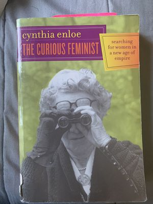 The Curious Feminist by Cynthia enloe for Sale in San Francisco, CA