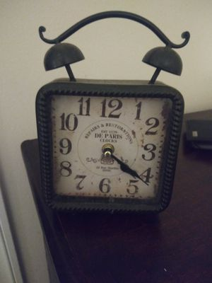 Antique clock collectable for Sale in Chino, CA