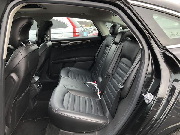 2013 Hybrid Ford Fusion