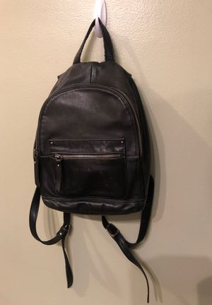 Hakei leather backpack for Sale in Winthrop, MA
