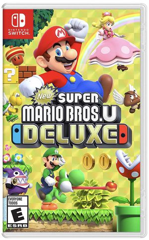 Nintendo Super Mario Bros. U Deluxe - Nintendo Switch for Sale in Jersey City, NJ