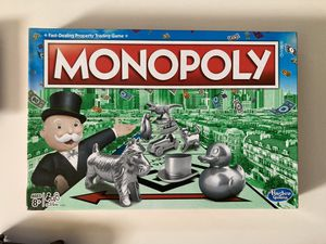 Brand New Monopoly Board Game for Sale in Downey, CA