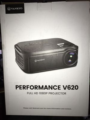 Vankyo Performance V620 Full HD Projector for Sale in Taylorsville, UT